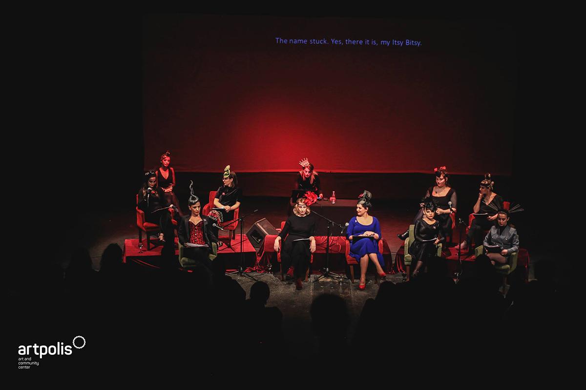 Monologjet e Vaginës – Prishtinë
